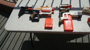 nerf gun and upgrades for Sale in Alhambra, CA