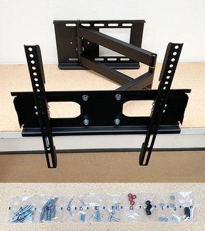 "New $25 Full Motion 23""-50"" TV Wall Mount Bracket 180 Degree Swivel Tilt, Max load 100Lbs for Sale in El Monte, CA"