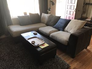 Cozy sectional for sale! for Sale in Denver, CO