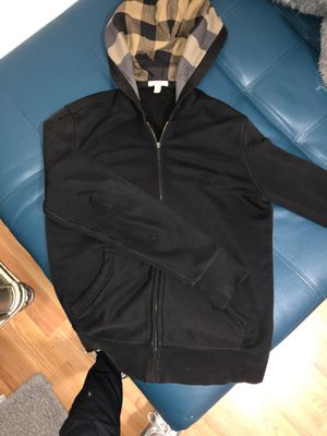 Burberry Brit Hoodie size Large for Sale in Philadelphia, PA