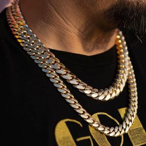 Cuban Link CHAIN 14K Gold Plated Doesn't Loses Color for Sale in Lowell, MA