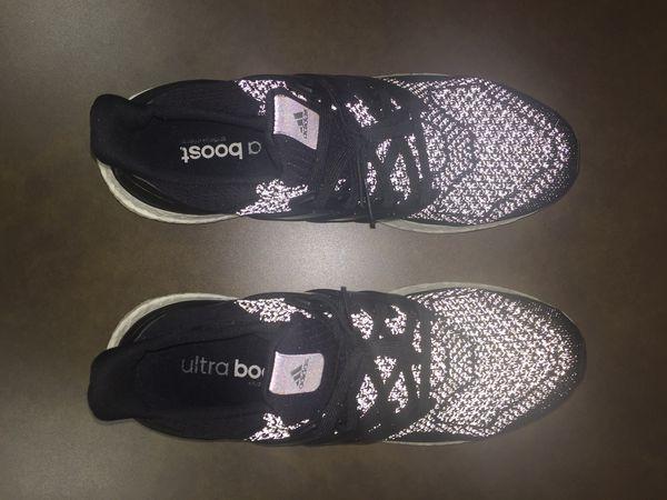 0a79ec4c1ad7 Adidas Ultra Boost 1.0 LTD 3M Black reflective for Sale in Skokie ...