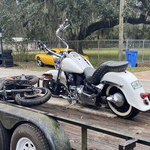 Motorcycle Harley Davidson for Sale in Tampa, FL