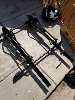 Yakima bike rack and cross bars for Sale in San Diego, CA