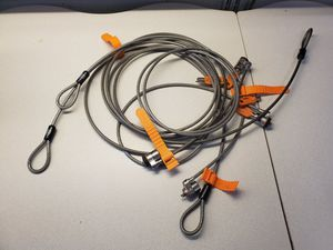 Kensington Laptop Cable Locks (4 available) for Sale in Taylor, MI