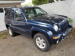 2003 jeep liberty parts for Sale in Lawrence, MA