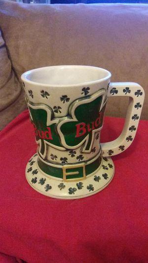 Budweiser Tip O The Hat Stein Mug for Sale in Mount Clemens, MI