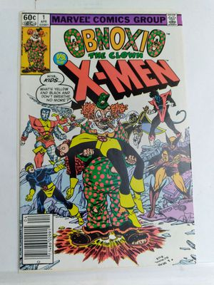 Comic Books - Obnoxio the Clown vs. X-men for Sale in Seattle, WA