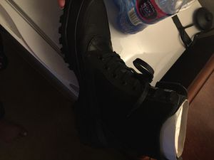 Men size 12 Kenneth Cole boots for Sale in Laurel, MD