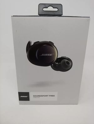 Bose SoundSport Free Bluetooth Wireless In-Ear Headphones Earbuds - Black for Sale in Los Angeles, CA