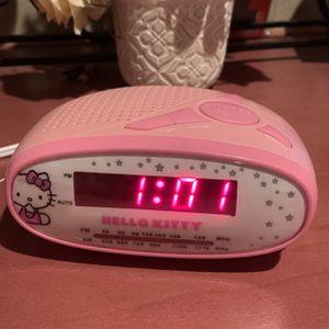 Hello Kitty Alarm Clock for Sale in Corona, CA
