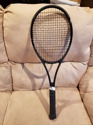 Wilson pro staff 97 tennis racket for Sale in Rancho Cucamonga, CA
