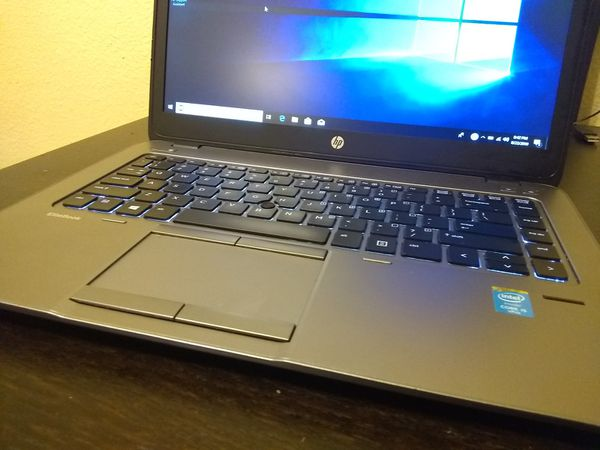 HP Elitebook 840 G2 w Radeon R7