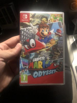 Super Mario Odyssey Nintendo switch for Sale in Los Angeles, CA