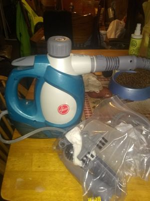 Hoover steam cleaner for Sale in Williamsport, PA