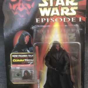 Hasbro Star Wars Episode I Tatoonie Darth Maul Action Figure for Sale in Yorba Linda, CA