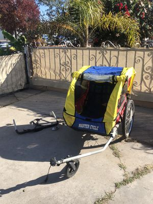 Master Cycle Trailer for Bicycle for Sale in Chula Vista, CA