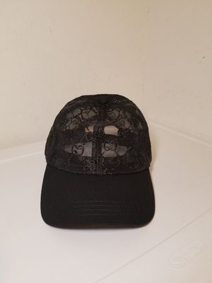 Gucci C-Through Black Hat for Sale in Queens, NY
