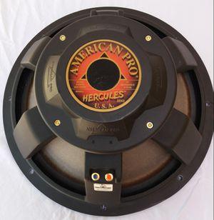 American Pro 18 inch 800 watt Hercules 2242 pro audio subwoofer speaker for Sale in Temecula, CA
