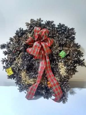 Holiday Wreath for Sale in Evansville, IN