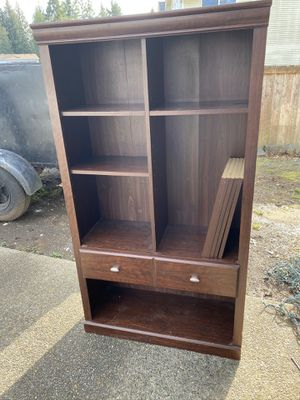 Book case shelf for Sale in Roy, WA