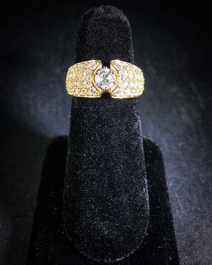Custom Engagement Rings for Men and Women! Message to Set an Appointment! for Sale in Houston, TX