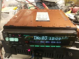 Very rare alpine copper chassis flasgship head unit. for Sale in Lancaster, OH