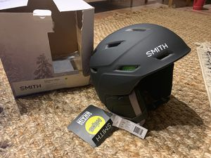 Smith Optics Mission Mips Adult Snow Ski Snowmobile Helmet - Matte Black - Large for Sale in Miami, FL