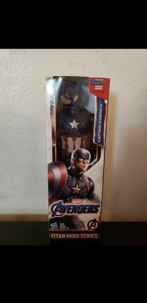 Captain America action figure for Sale in Stanton, CA