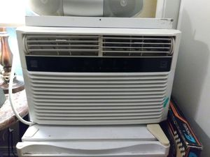 Kenmore ac window unit110 plug in for Sale in Oklahoma City, OK