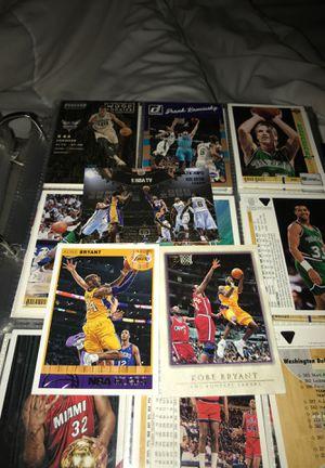 3 NBA Kobe Bryant Cards for Sale in Philadelphia, PA