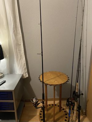 Fishing rods and tackle for Sale in Yelm, WA