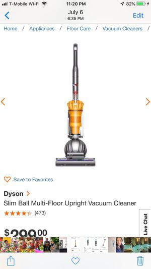 Dyson-Vacuum for Sale in Burbank, CA