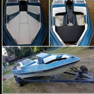 1988 bayliner cobra ski boat for Sale in Federal Way, WA