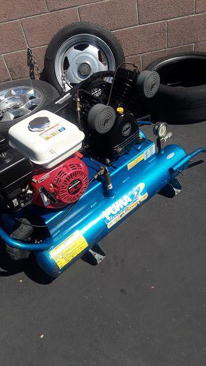 Compresor de gasolina puma con motor honda for Sale in Paramount, CA