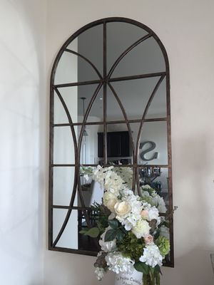 2 NEW Arched Farm House- Rustic Antique MIRRORS for Sale in Fresno, CA