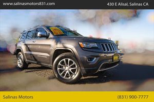 2014 Jeep Grand Cherokee for Sale in Salinas, CA