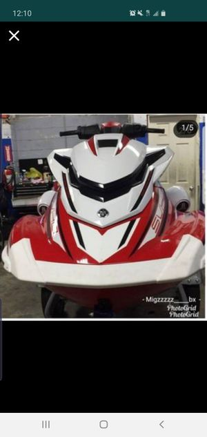 2018 Yamaha GP1800 Supercharged Waverunner for Sale in The Bronx, NY