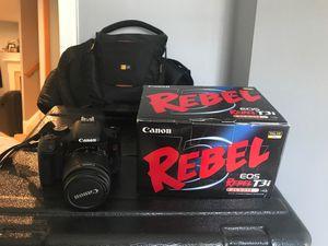 Canon Rebel T3i for Sale in Bristow, VA