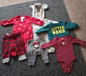 Baby clothes 0-3 months for Sale in Cleveland, OH