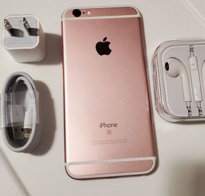 """iPhone 6S ,,Factory UNLOCKED Excellent CONDITION """"as like nEW"""" for Sale in Springfield, VA"""