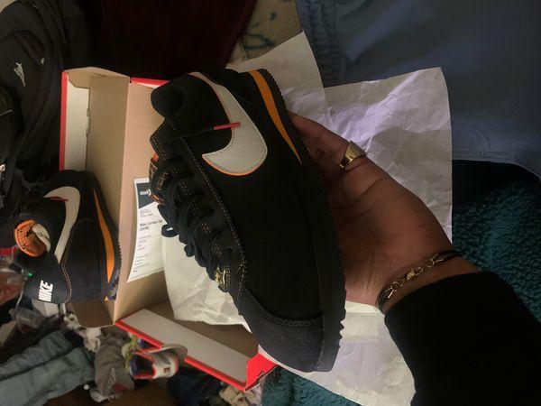 Day of Dead Nike Cortez Deadstock