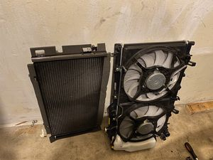 Subaru radiator and fan for Sale in Anaheim, CA