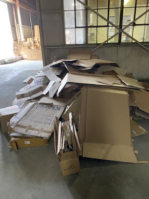 FREE Cardboard for Recycling- Make Money for Sale in Los Angeles, CA