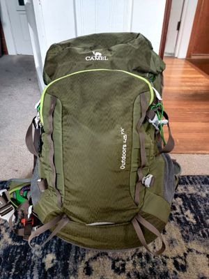 Camel Outdoors 45TX Backpacking Backpack for Sale in Seattle, WA