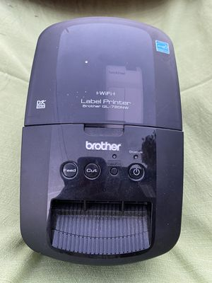 Label Printer By Brother ql720 nw for Sale in Palo Alto, CA
