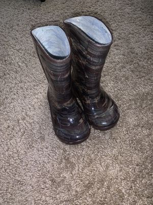 Kids rain boots for Sale in Gresham, OR