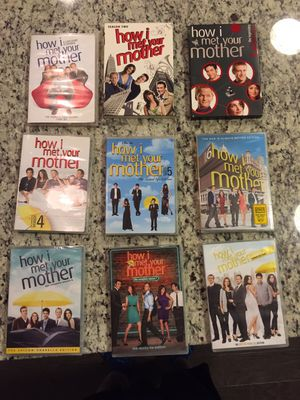 How I Met Your Mother - Entire Series for Sale in Charlotte, NC