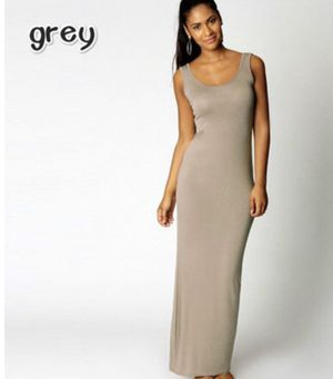 Long Maxi Dress Grey for Sale in Orlando, FL