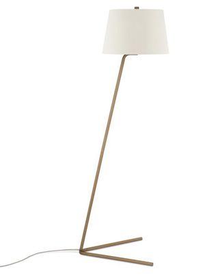 Modern Floor Lamp Gold Brass Brand New in BOX for Sale in Orlando, FL
